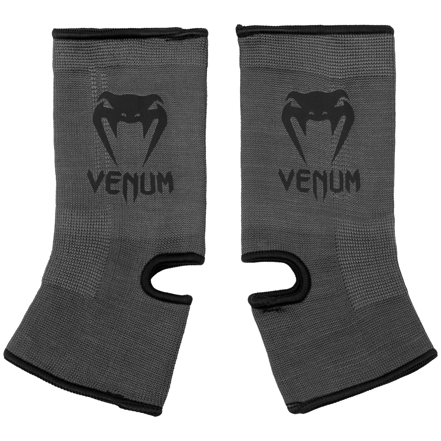 Суппорты Venum Kontact Grey/Black