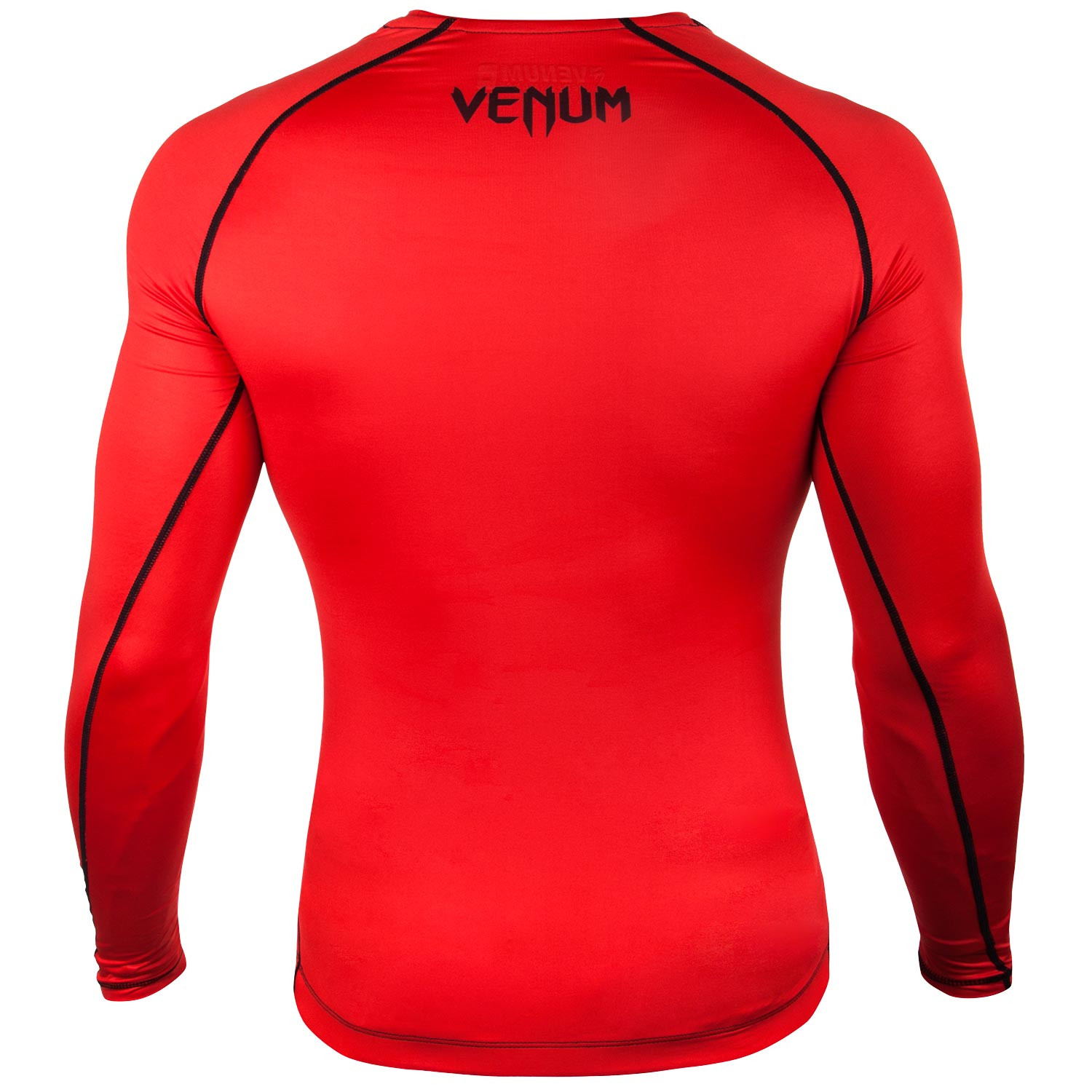 Рашгард Venum Contender 3.0 Red/Black L/S