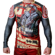 Рашгард Hardcore Training Kamikadze L/S