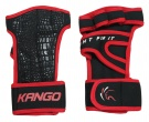 Перчатки для фитнеса Kango KAC-030 Black/Red